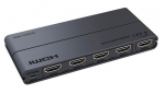 Lenkeng 4 In 1 Out 4K HDMI Switch - Supports Ultra HD Resolution