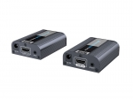 LENKENG LKV672 HDMI 2.0 Over CAT6 Extender - Includes 1x Transmitted & 1x Receiver