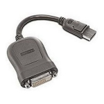 Lenovo Display Port to Single-Link DVI-D Monitor Cable