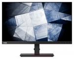 Lenovo ThinkVision P24h-20 23.8 Inch 2560 x 1440 2K 4ms 300nit Edgeless IPS Monitor with USB Hub & Speakers - HDMI DisplayPort USB-C