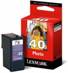 Lexmark #40 Photo Colour 18Y0340A Ink Cartridge