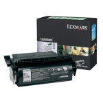 Lexmark 12A5840 Black Toner Cartridge