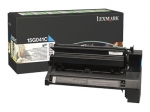 Lexmark 15G041C Cyan Toner Cartridge