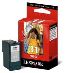 Lexmark #31 Photo Colour Ink Cartridge