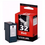 Lexmark #32 Black 18C0032 Ink Cartridge