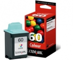 Lexmark #60 Tri-Colour Ink Cartridge