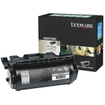 Lexmark 64017SR Black Toner Cartridge