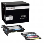 Lexmark 700Z5 Imaging Kit - Black & Colour
