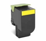 Lexmark 70C8XY Extra High Yield Yellow Toner Cartridge