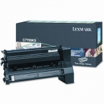 Lexmark C7700KS Black Toner Cartridge
