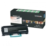 Lexmark E460X11P Black Toner Cartridge