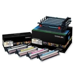 Lexmark C540X74G Color Imaging Drum 4 Colour Pack