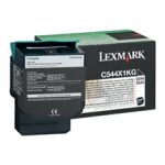 Lexmark C544X1KG Black Toner Cartridge
