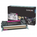 Lexmark C746A1MG Toner Cartridge - Magenta