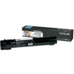 Lexmark C950X2KG Black Laser Toner Cartridge
