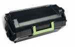Lexmark 523HE Black Toner Cartridge