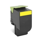 Lexmark Unison 708HY Yellow Toner Cartridge