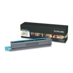 Lexmark X925H2CG Cyan High Yield Toner Cartridge