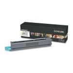 Lexmark X925H2KG Black High Yield Toner Cartridge