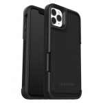 LifeProof FLiP Case for iPhone 11 Pro Max - Dark Night (Black/Gray)