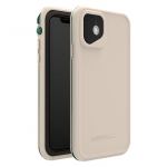 LifeProof FRE Case for iPhone 11 - Chalk It Up (Grey/Dark Green)