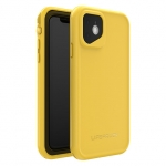 LifeProof FRE Case for iPhone 11 - Atomic #16 (Mustard/Yellow)