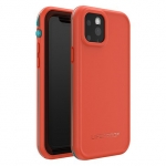 LifeProof FRE Case for iPhone 11 Pro - Fire Sky (Aqua/Red Orange)