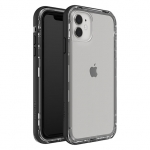 LifeProof NEXT Case for iPhone 11 - Black Crystal (Clear/Black)