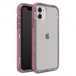 LifeProof NEXT Case for iPhone 11 - Rose Oil (Clear/Pink)