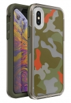 LifeProof SLAM Case for iPhone X & Xs - Woodland Camo