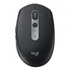 Logitech M590 Silent Multi-Device Wireless Bluetooth Mouse - Black