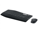 Logitech MK850 Performance Wireless Bluetooth Desktop Keyboard and Mouse