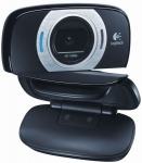Logitech C615 HD 360-degree Webcam