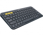 Logitech K380 Multi-Device Bluetooth Keyboard - Black