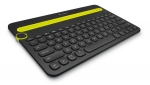 Logitech K480 Bluetooth Tablet/Smartphone Keyboard - Black