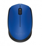 Logitech M171 Wireless Mouse - Blue