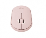 Logitech Pebble M350 Wireless Bluetooth Optical Mouse – Rose