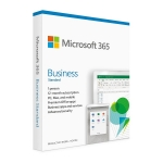Microsoft 365 Business Standard 1 Year Subscription for PC & Mac - Retail Pack