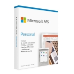 Microsoft 365 Personal 1 Year Subscription for PC & Mac - Retail Pack