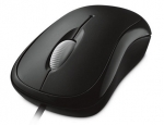 Microsoft Basic USB Wired Mouse - Black