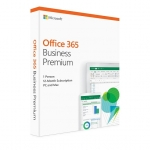 Microsoft Office 365 Business Premium 1 Year Subscription for PC & Mac - Retail Pack