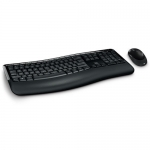 Microsoft Desktop 5050 Wireless Ergonomic Comfort Keyboard and Mouse Combo