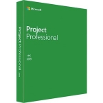 Microsoft Project Professional 2019 for PC - Download Version