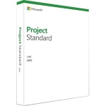 Microsoft Project Standard 2019 for PC - Download Version