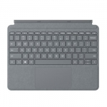 Microsoft Surface Go Signature Type Keyboard Cover - Platinum