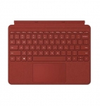 Microsoft Surface Go Type Keyboard Cover - Poppy Red