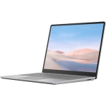 Microsoft Surface Laptop Go 12.4 Inch i5-1035G1 3.6GHz 8GB RAM 128GB SSD Touchscreen Laptop with Windows 10 Pro - Platinum