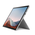 Microsoft Surface Pro 7+ 12.3 Inch i3-1115G4 4.1GHz 8GB RAM 128GB SSD Touchscreen Tablet with Windows 10 Pro - Platinum