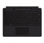 Microsoft Surface Pro X Keyboard with Slim Pen - Black