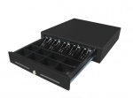 Maken MK-460 Cash Drawer Stainless Steel Front 24v (5 Bills, 8 Coins)